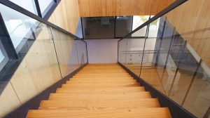 Escaleras de Madera en Floresta