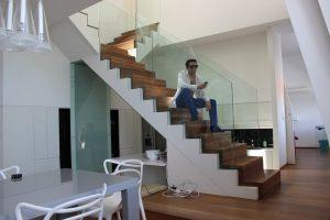 Escaleras de Madera en Modelia