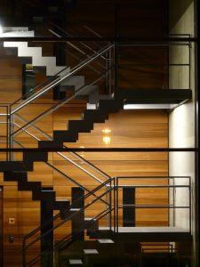 Escaleras de Madera en Salitre
