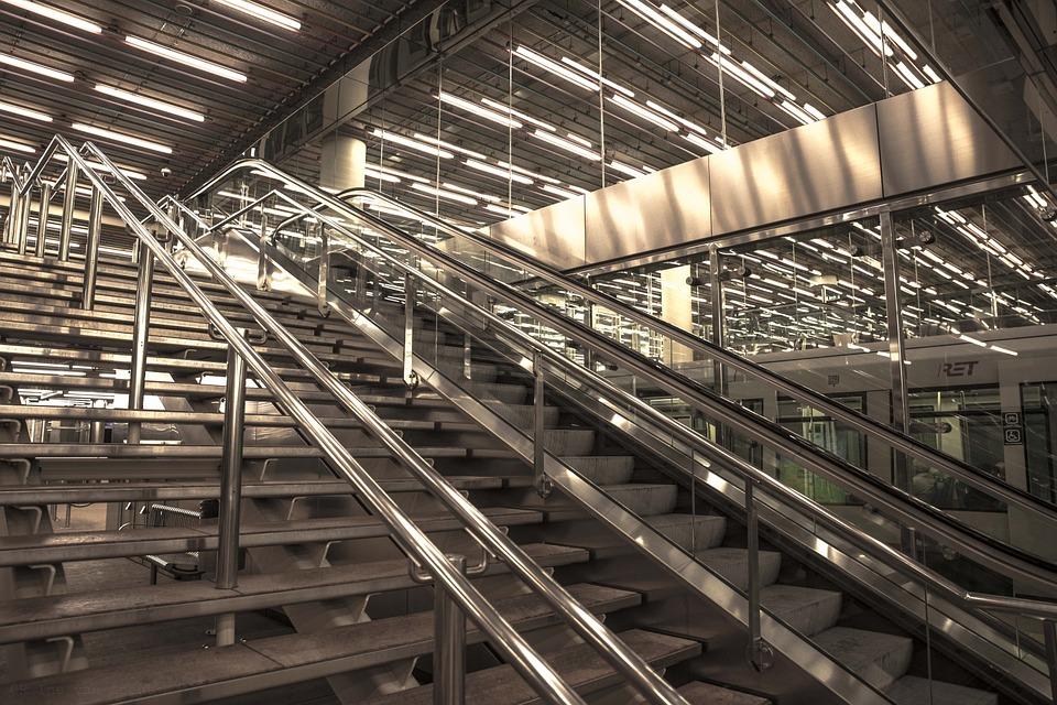 escaleras-de-metal